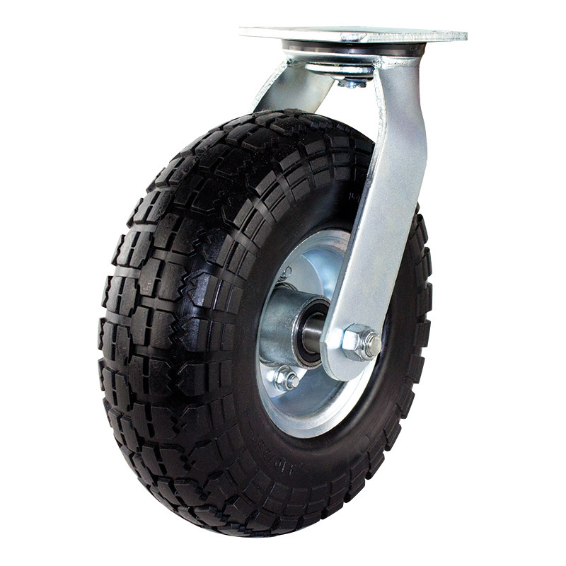 Category Image for Puncture Proof 255mm Diameter Wheels
