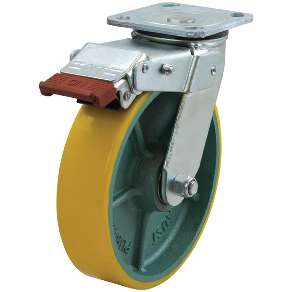 Category Image for Heavy Industrial 200mm Diameter Wheels